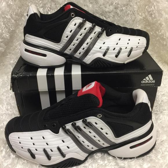 Nwob V Tennis Poshmark Laces schoenen Barricade No Adidas qgT5Intvxg